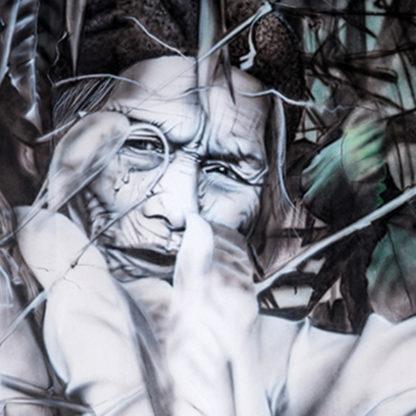 Bao Loc portraits painting NelumboArt