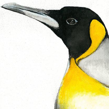 Pinguine painting NelumboArt