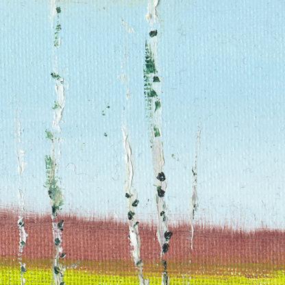 Teikenmeer abstrakt
